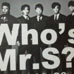 Who's Mr.S?