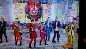 Hey!Say!JUMPXmasバージョン