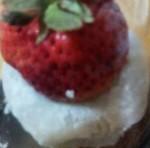 苺がでかすぎる旬果瞬菓共楽堂のいちご大福