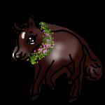 グランアレグリア花飾り